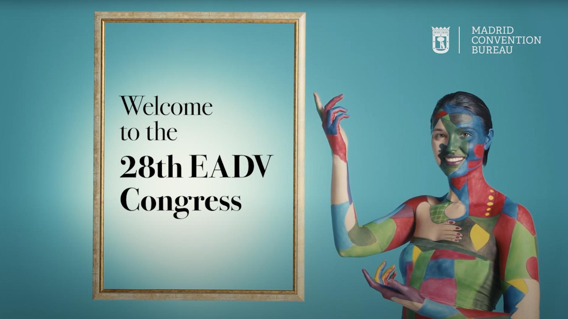 Aftermovie voor het EADV congres in Madrid